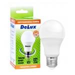 Світлодіодна лампа DELUX BL 60 10 Вт 3000K 220В E27 (90011738)