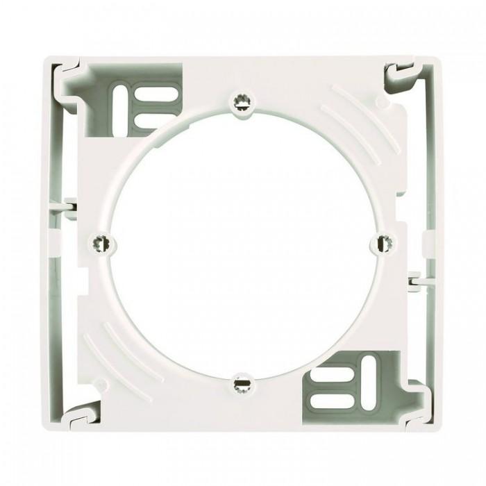 Коробка для зовнішнього монтажу Schneider Electric Asfora Кремова (EPH6100123)