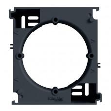 Коробка для зовнішнього монтажу з'єднувальні Schneider Electric Asfora Антрацит (EPH6100271)