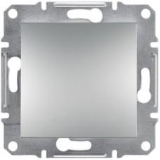 1-клавішний вимикач Schneider Electric Asfora Алюміній (EPH0100161)