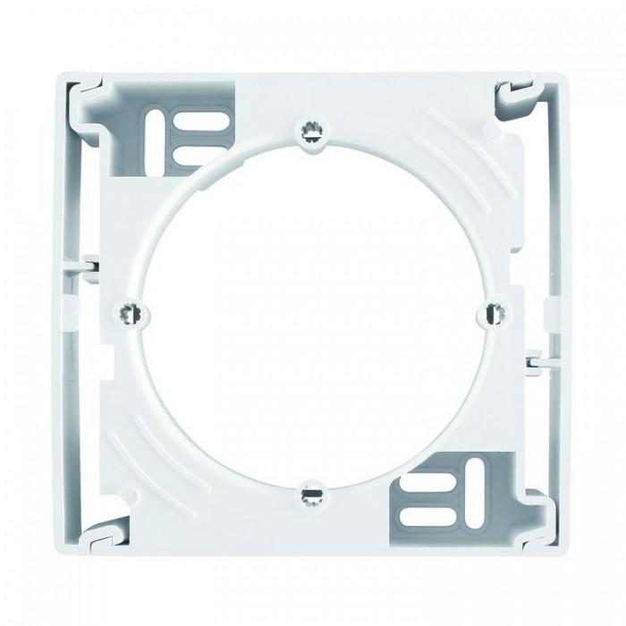 Коробка для зовнішнього монтажу Schneider Electric Asfora Біла (EPH6100121)