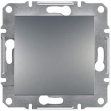 1-клавішний перехресний вимикач Schneider Electric Asfora Сталь (EPH0500162)