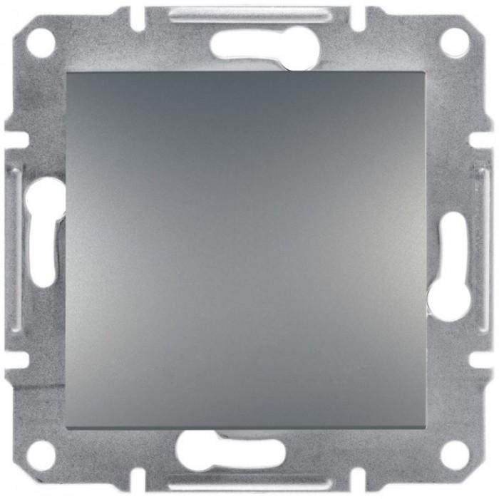 Заглушка Schneider Electric Asfora Сталь (EPH5600162)