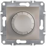 Світлорегулятор (диммер) поворотний Schneider Electric Asfora 40-600 Вт Бронза (EPH6400169)