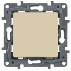 1-клавішний вимикач Legrand Etika Слонова кістка (672301)