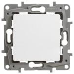1-клавішний вимикач Legrand Etika Білий (672201)