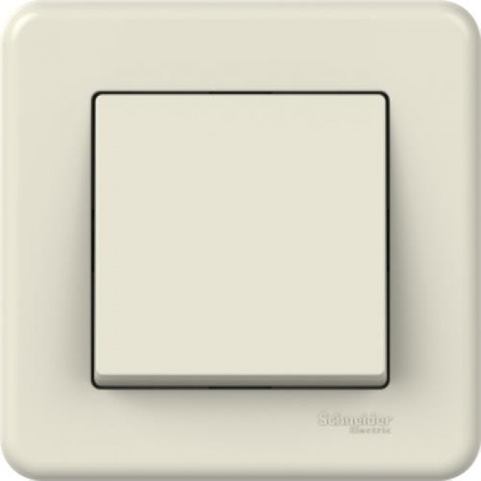 1-клавішний перехресний вимикач Schneider Electric Leona Слонова кістка (LNA0500323)