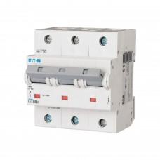 Автоматичний вимикач EATON PLHT-C80/3 3Р 80 А тип С (248039)
