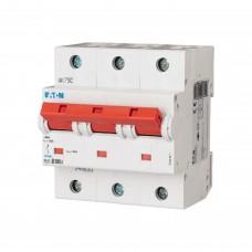 Автоматичний вимикач EATON PLHT-C100/3 3Р 100 А тип С (248040)