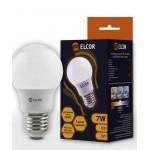 Світлодіодна лампа ELCOR Е27 A55 7Вт 4200K (534305)