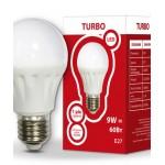 Світлодіодна лампа ELCOR TURBO Е27 A60 9Вт 4200K (534308)