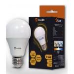 Світлодіодна лампа ELCOR Е27 A65 15Вт 4200K (534309)