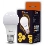 Світлодіодна лампа ELCOR Е27 A60 10Вт 2700K (534320)