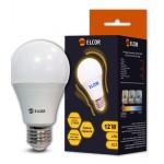Світлодіодна лампа ELCOR Е27 A60 12Вт 2700K (534321)