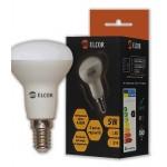 Світлодіодна лампа ELCOR E14 R50 5Вт 4200K 350 Lm (534323)