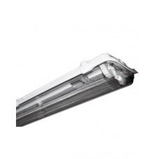 Лінійний світильник під LED лампи Elcor Т8 2х18W 1200мм IP65 (713002)