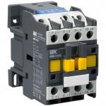 Контактор КМІ-11810 18А 380В/АС3 1НВ IEK (KKM11-018-400-10)