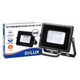 Прожектор світлодіодний Delux FMI 10 LED 20Вт 6500K IP65 (90008734)