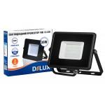 Прожектор світлодіодний Delux FMI 10 LED 30Вт 6500K IP65 (90008736)