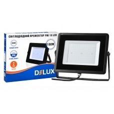 Прожектор світлодіодний Delux FMI 10 LED 100Вт 6500K IP65 (90008739)