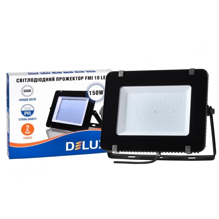 Прожектор світлодіодний Delux FMI 10 LED 150Вт 6500K IP65 (90008740)