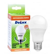 Світлодіодна лампа DELUX BL 60 10 Вт 6500K 220В E27 (90011740)