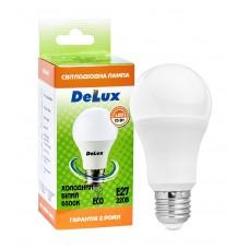 Світлодіодна лампа DELUX BL 60 15 Вт 6500K 220В E27 (90011753)