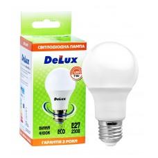 Світлодіодна лампа DELUX BL 60 7 Вт 4100K 220В E27 (90012419)