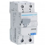 Диференціальний автомат Hager 2p 16 А 30 мА тип С (AD966J)
