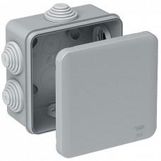 Коробка 100х100х50 Schneider Electric зовнішня IP55 (IMT35091)