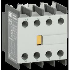 Додатковий контакт IEK ПКІ-13 (KPK10-13)