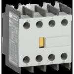 Додатковий контакт IEK ПКІ-31 (KPK10-31)