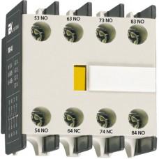 Додатковий контакт IEK ПКІ-40 (KPK10-40)