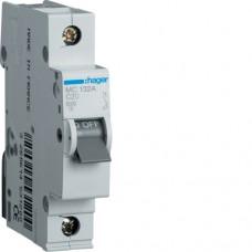 Автоматичний вимикач HAGER 1Р 32 А тип С (MC132A)