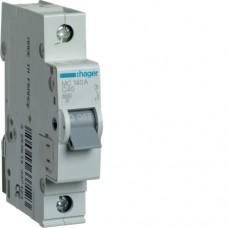 Автоматичний вимикач HAGER 1Р 40 А тип С (MC140A)