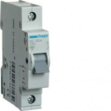 Автоматичний вимикач HAGER 1Р 50 А тип С (MC150A)