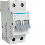 Автоматичний вимикач HAGER 2Р 25 А тип С (MC225A)