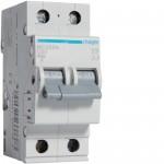 Автоматичний вимикач HAGER 2Р 50 А тип С (MC250A)