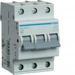 Автоматичний вимикач HAGER 3Р 40 А тип С (MC340A)