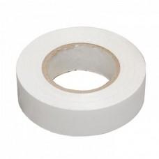Ізоляційна стрічка IEK 0,13мм 15мм / 20м біла (UIZ-13-10-K01)