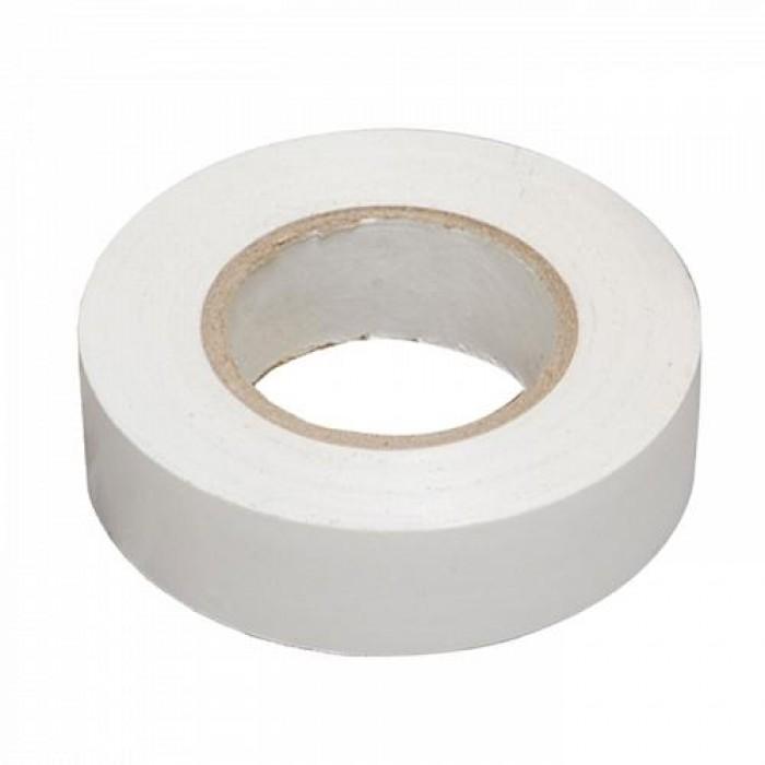 Ізоляційна стрічка IEK 0,13мм 19мм / 20м біла (UIZ-20-10-K01)