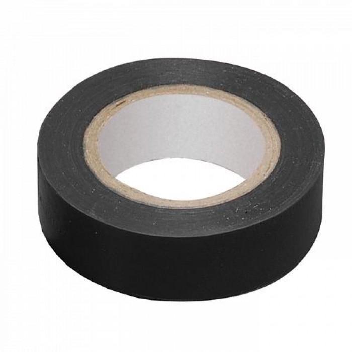 Ізоляційна стрічка IEK 0,13мм 19мм / 20м Чорна (UIZ-20-10-K02)