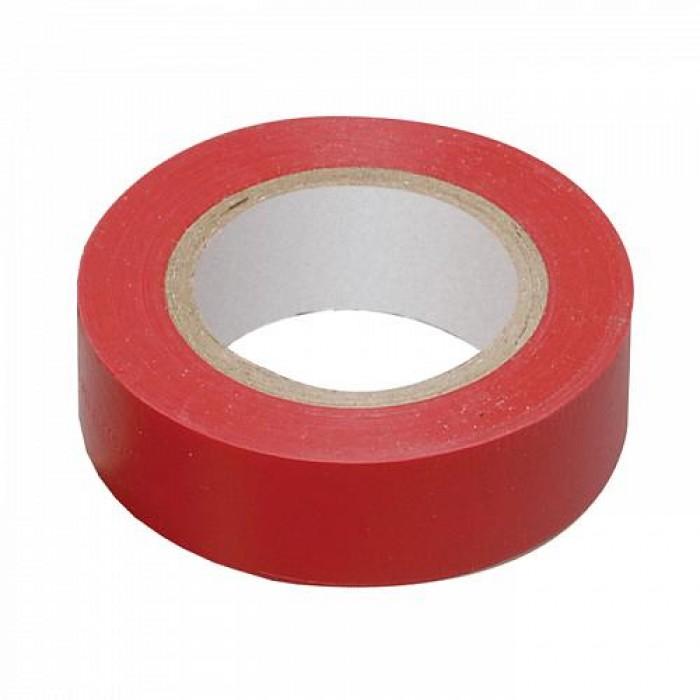 Ізоляційна стрічка IEK 0,13мм 15мм / 20м Червона (UIZ-13-10-K04)