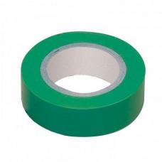 Ізоляційна стрічка IEK 0,13мм 15мм / 20м Зелений (UIZ-13-10-K06)