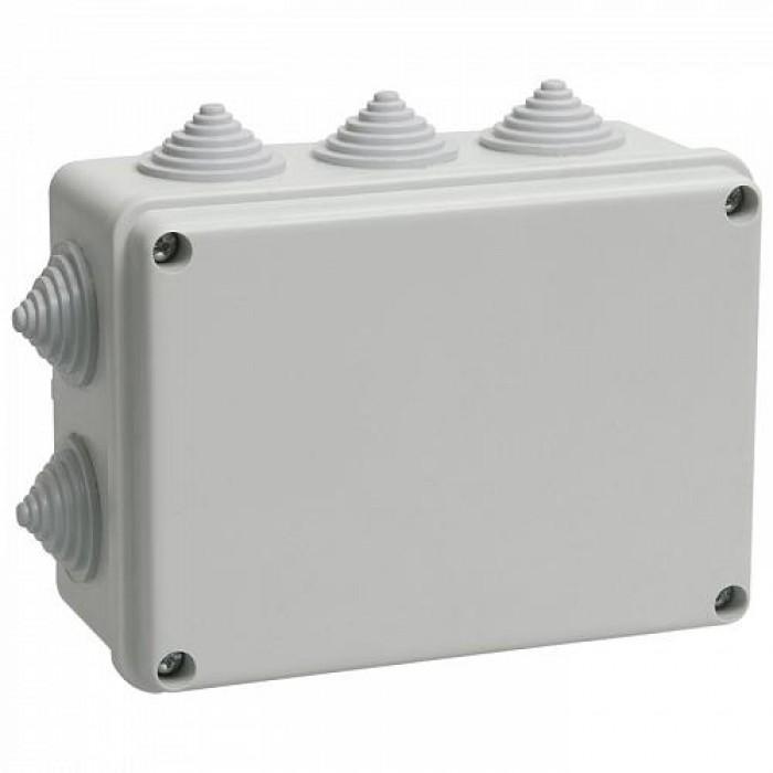 Коробка 150х110х70 IEK зовнішня IP44 (UKO10-150-110-070-K41-44)