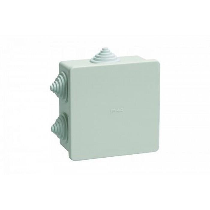 Коробка 85х85х40 IEK зовнішня IP44 (UKO11-085-085-040-K41-44)