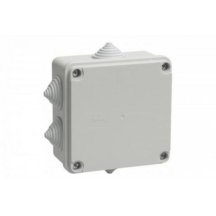 Коробка 100х100х50 IEK зовнішня IP55 (UKO11-100-100-050-K41-55)