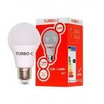 Світлодіодна лампа ELCOR TURBO-C Е27 A60 12Вт 4200K (534332)